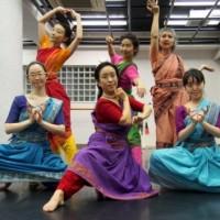 インド舞踊 中野レンタルスタジオ 教室紹介