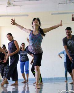 バレエ が 朝活 でレッスンできる教室が 都内 中野 ダンススタジオ で開講
