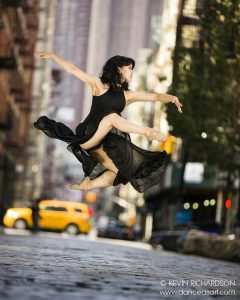 バレエ教室 が 中野 ダンススタジオ で開講しました