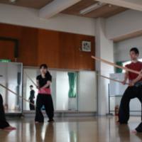 中野レンタルスタジオ 武術 殺陣 武道教室