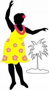 タヒチアンダンス を 中野 貸しスペース で踊ろう