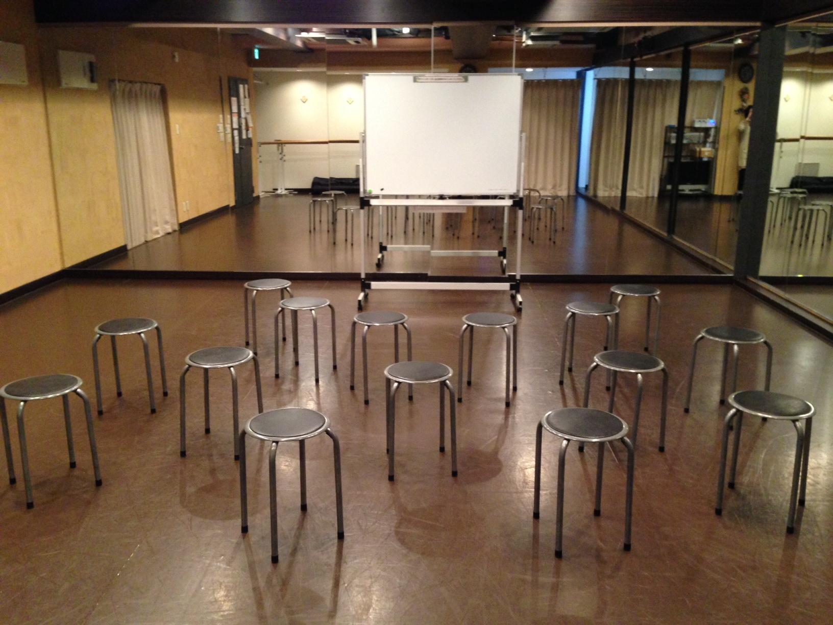 中野  レンタルスタジオ  セミナー スクール ワークショップ 風景