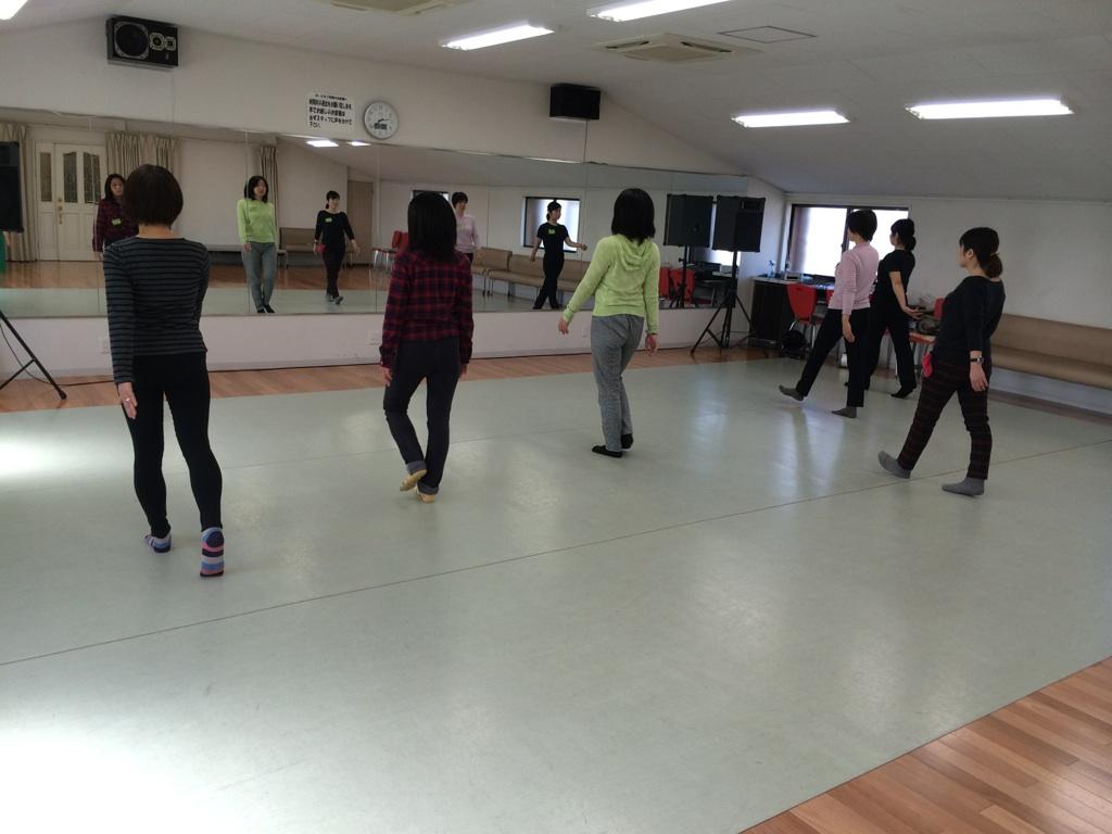 中野 レンタル スタジオ ポスチュアウォーキング