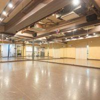 中野 レンタルスタジオ は地下スタジオだから静かな空間で ヨガ バレエ ダンス ができます